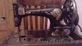 зингер старинная швейная машина